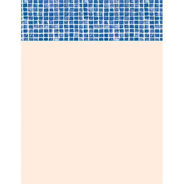Liner piscine 75 100 beige avec frise mosa que achat Prix frise piscine