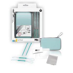 BIGBEN INTERACTIVE - DSi pack 7 éléments turquoise