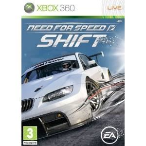 JEUX XBOX 360 Need For Speed: Shift (Xbox 360) [UK IMPORT]