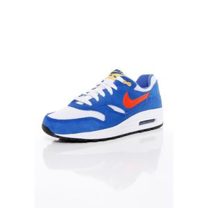 Nike 599728-411 Chaussures, photo bleue blanc, taille 38