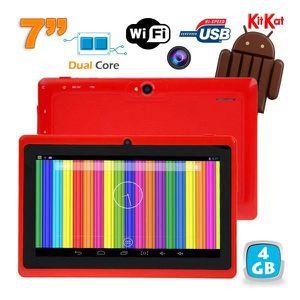 TABLETTE TACTILE Tablette tactile Android 4.4 KitKat 7 pouces Du...