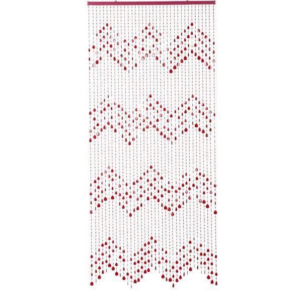 Rideau de porte de pampilles plastique achat vente rideau de porte plastique polyester - Rideau de porte decoratif ...