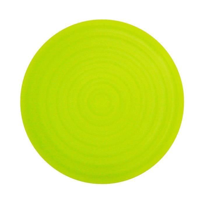 dessous de plat rond en silicone vert achat vente dessous de plat cdiscount. Black Bedroom Furniture Sets. Home Design Ideas