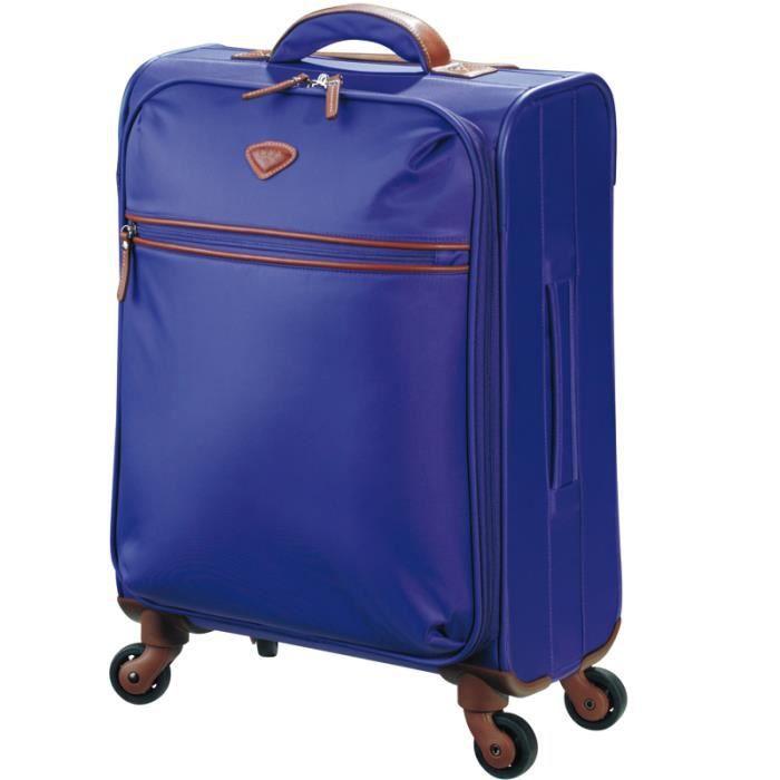 valise souple cabine jump ref jum6571 violet violet. Black Bedroom Furniture Sets. Home Design Ideas