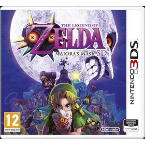 The Legend of Zelda: Majora's Mask Ed Spéciale 3DS