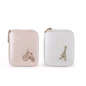Boite a bijoux pour ranger bracelet et collier achat - Boite a bijoux pour collier ...