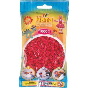 perle hama rouge achat vente jeux et jouets pas chers. Black Bedroom Furniture Sets. Home Design Ideas