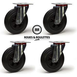 roulette de manutention achat vente roulette de manutention pas cher cdiscount. Black Bedroom Furniture Sets. Home Design Ideas