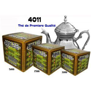 THÉ 4011 thé vert de  première qualité 250 gr