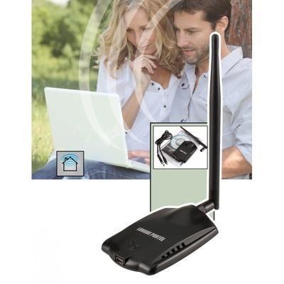 Amplificateur r seau wifi sans fil longue port e b g n prix pas cher cdiscount - Amplificateur wifi longue portee ...