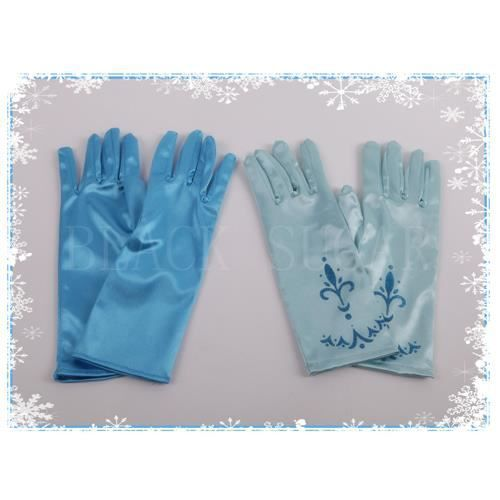 Deux paires de gants enfant reine des neiges achat - Gant de la reine des neiges ...