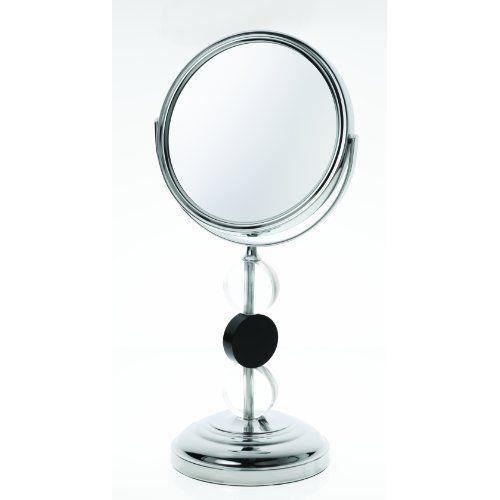 Danielle miroir coiffeuse art d co grossissant achat for Miroir danielle