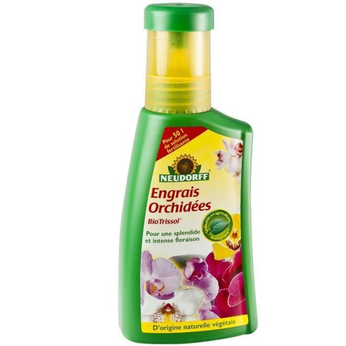 engrais orchidees bio trissol 250ml achat vente. Black Bedroom Furniture Sets. Home Design Ideas