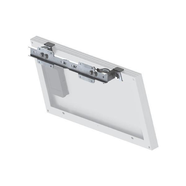 unifix 20 support pour panneau solaire uniteck achat. Black Bedroom Furniture Sets. Home Design Ideas