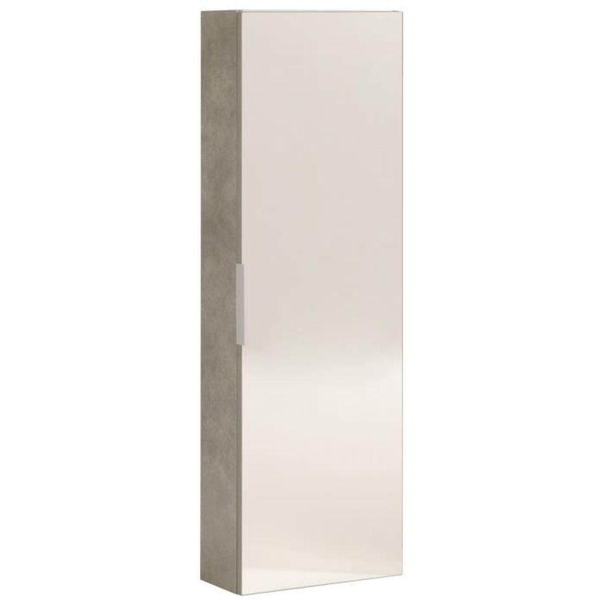 Colonne salle de bain ikea luna colonne de salle bain cm for Ikea colonne salle de bain