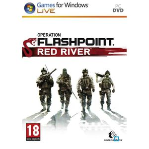JEU PC Operation Flashpoint Red River (PC) [UK IMPORT]