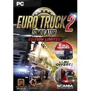 JEUX À TÉLÉCHARGER Euro Truck Simulator 2 - Edition Limitée