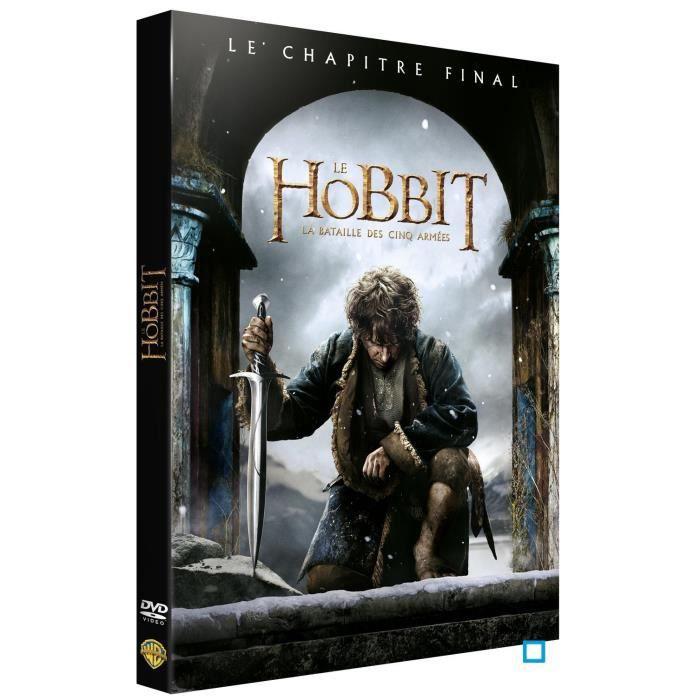 dvd r le hobbit