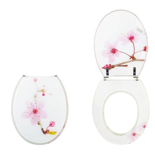 Abattant wc resine - m