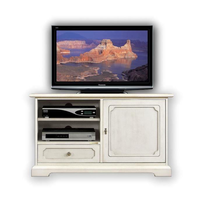 meuble tv classique arteferretto 106 cm achat vente meuble tv meuble tv arteferretto 106 cm. Black Bedroom Furniture Sets. Home Design Ideas
