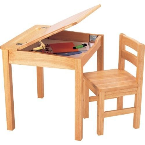 pintoy bureau et chaise bois naturel achat vente chaise tabouret b b 8852031029299. Black Bedroom Furniture Sets. Home Design Ideas