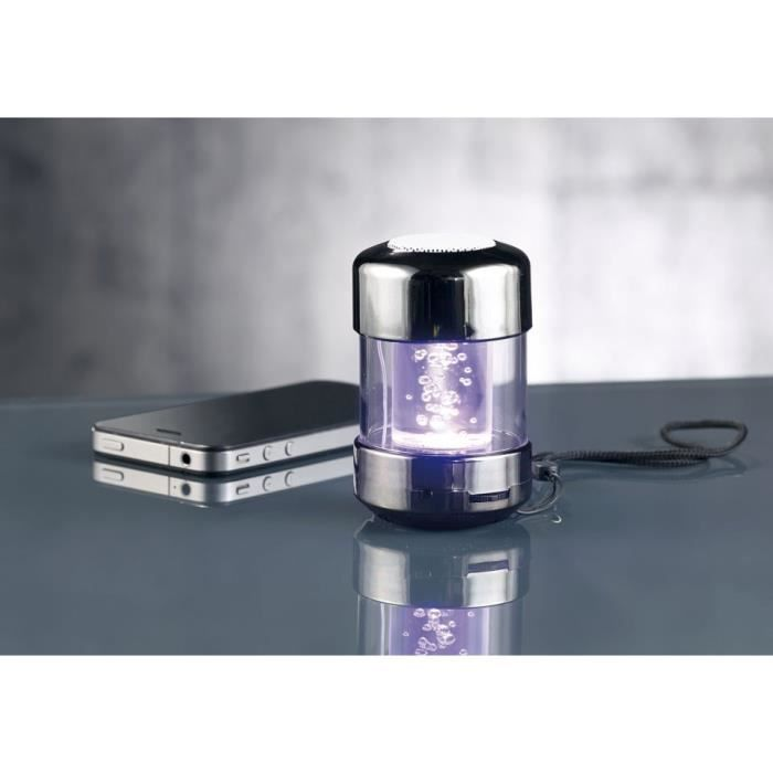 Syst me audio nomade bluetooth effets lumineux enceinte nomade avis et p - Systeme audio bluetooth ...