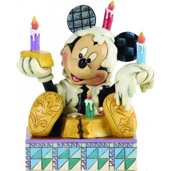 Mickey et le gateau d 39 anniversaire disney tradi achat vente figurine personnage cdiscount - Gateau anniversaire disney ...