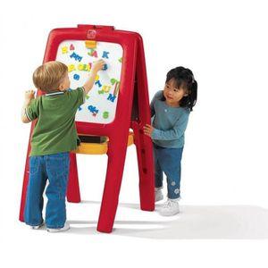 tableau chevalet double face achat vente jeux et. Black Bedroom Furniture Sets. Home Design Ideas