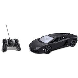 Lamborghini Aventador Voiture Telecommandée Noire