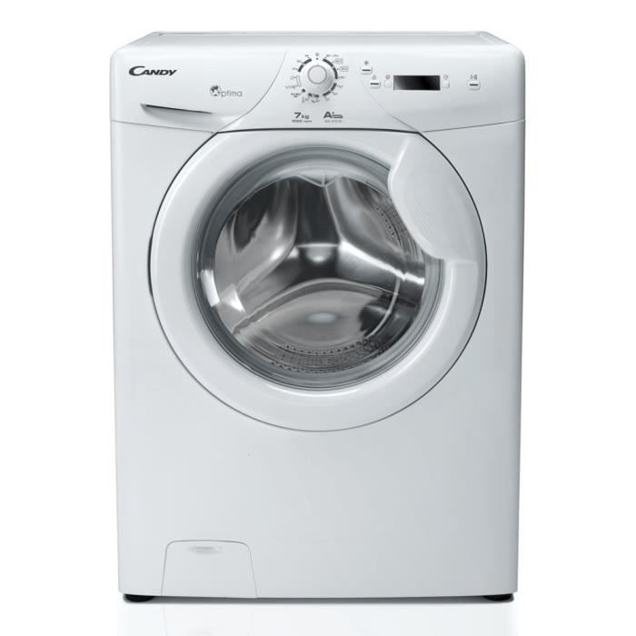 CDISCOUNT - CANDY CO41072D1 Lave linge Frontal