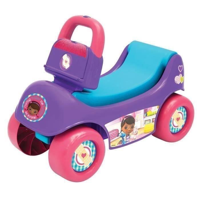 Docteur la peluche porteur enfant 2 en 1 chariot avec poign e sonore achat vente porteur - Toufy docteur la peluche ...