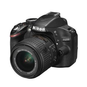 NIKON D3200 + 18-55 + Sac à dos + Carte 8 Go