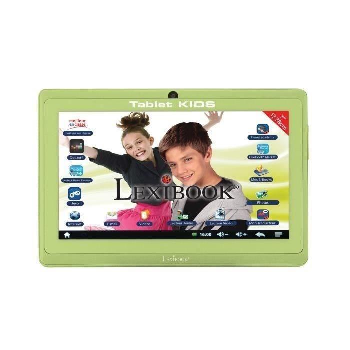juniors r tablette tactile enfant  ans