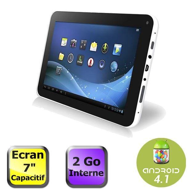 Logicom tablette 7 2go achat vente tablette tactile - Tablette tactile 7 logicom ...