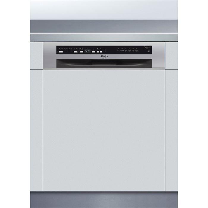 whirlpool lave vaisselle encastrable adg6442ix achat. Black Bedroom Furniture Sets. Home Design Ideas