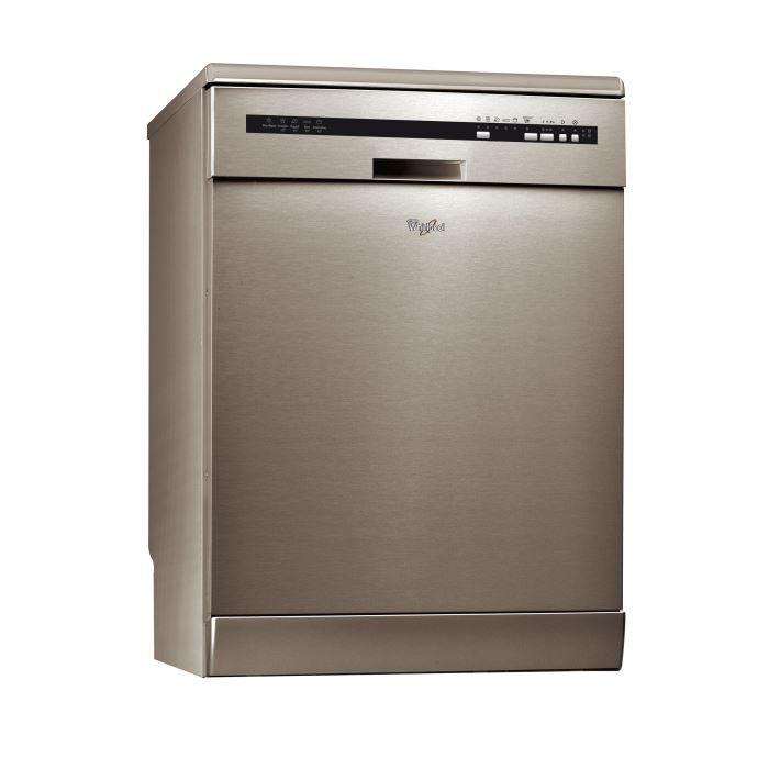 whirlpool adp633ix achat vente lave vaisselle les soldes sur cdiscount cdiscount. Black Bedroom Furniture Sets. Home Design Ideas