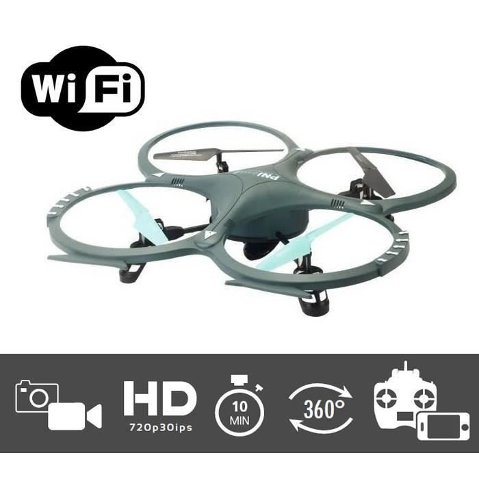 destockage pnj discovery drone avec cam ra hd 720p. Black Bedroom Furniture Sets. Home Design Ideas