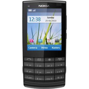 Téléphone GSM NOKIA X302 NOIR