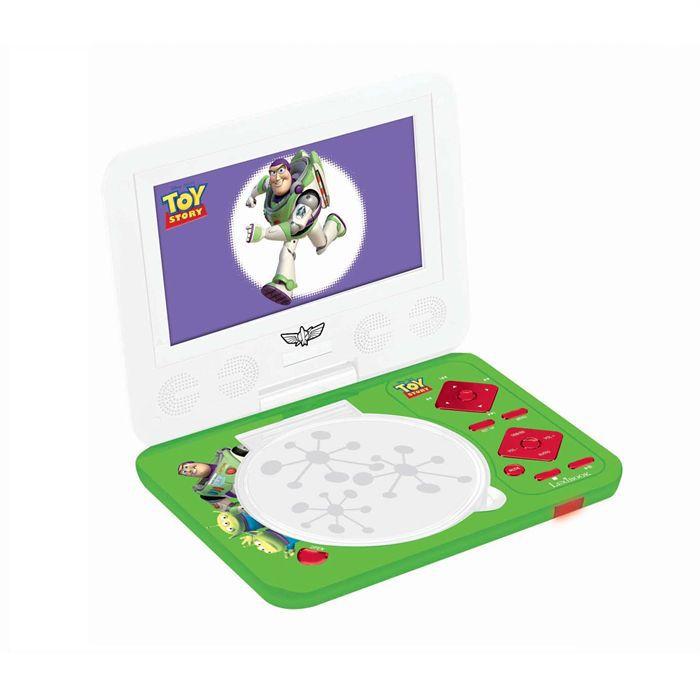 lecteur dvd toy story achat vente lecteur dvd enfant soldes d t cdiscount. Black Bedroom Furniture Sets. Home Design Ideas
