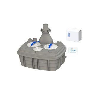 WC - TOILETTES SFA Station de relevage avec WC Sanicubic 2 XL