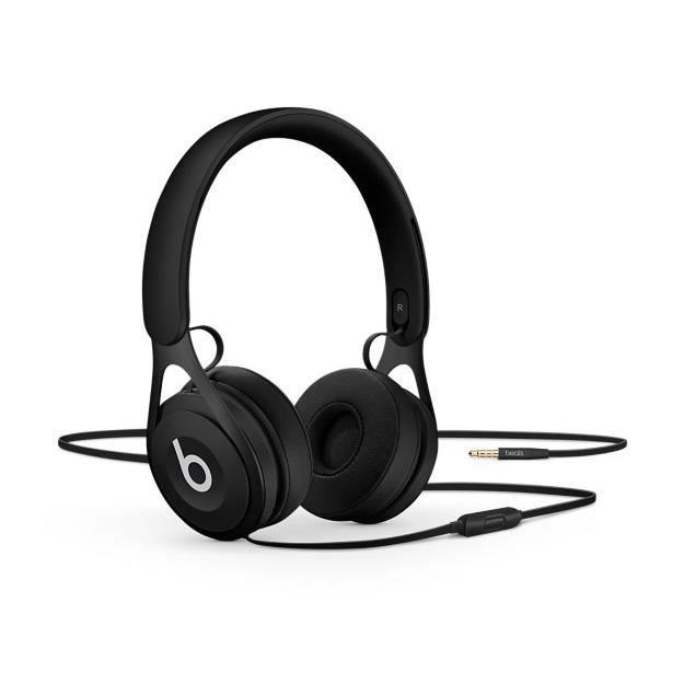 beats ep casque audio avec micro noir casque couteur audio avis et prix pas cher cdiscount. Black Bedroom Furniture Sets. Home Design Ideas
