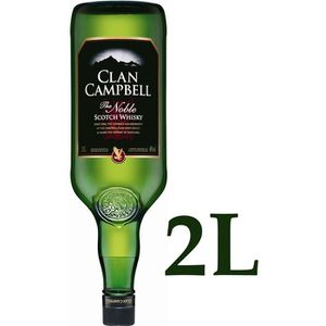 WHISKY BOURBON SCOTCH Clan Campbell (2 Litres)