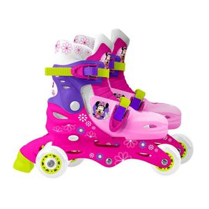 ROLLER IN LINE MINNIE Patins / Rollers 3 Roues Taille 27-30