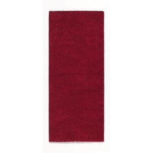TAPIS DE COULOIR TRENDY Tapis de couloir Shaggy  rouge 80x300 cm