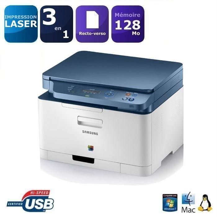 IMPRIMANTE Samsung laser 3en1 CLX-3300