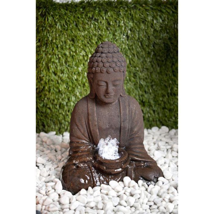 Fontaine de jardin padang achat vente fontaine de jardin fontaine de jard - Fontaine de jardin bouddha ...