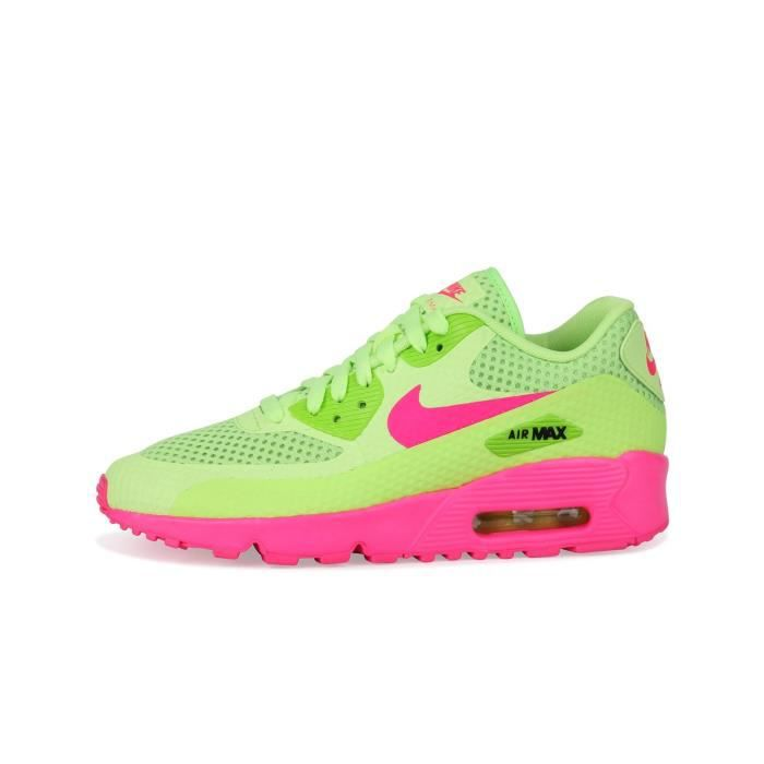 new style fff4b 8812c ... nike baskets air max 90 br chaussures enfant fille