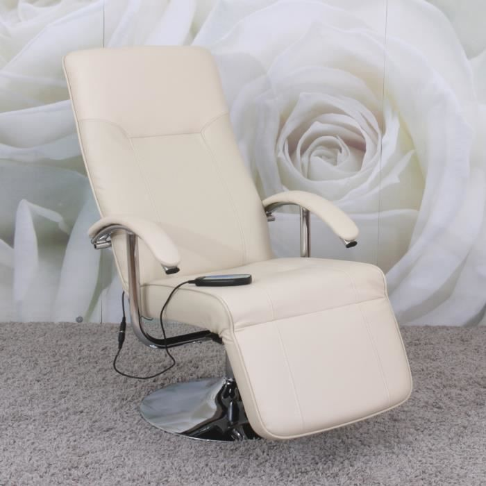 fauteuil relaxation massage relaxant massant cr me achat. Black Bedroom Furniture Sets. Home Design Ideas