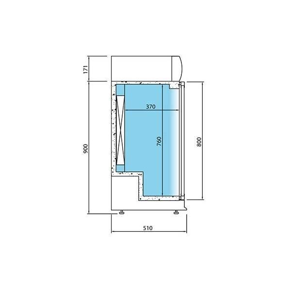 frigo de bar. Black Bedroom Furniture Sets. Home Design Ideas