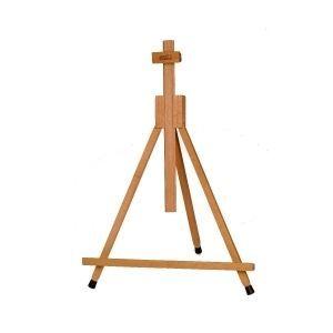 Chevalet de table 3 pieds velazquez lefranc b achat vente chevalet de peintre chevalet de Mini chevalet de table